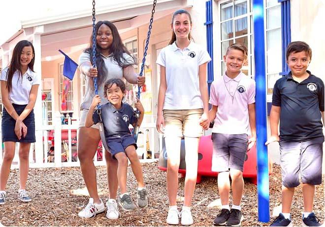 The Cushman School: Admissions